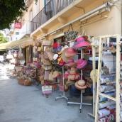 Tourist stalls