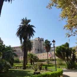 Villa Bonanno public gardens