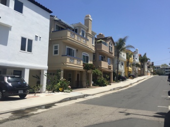 Nice street in Hermosa