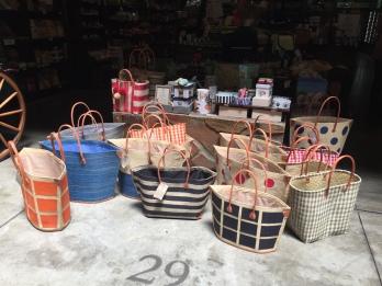 Nice market bags