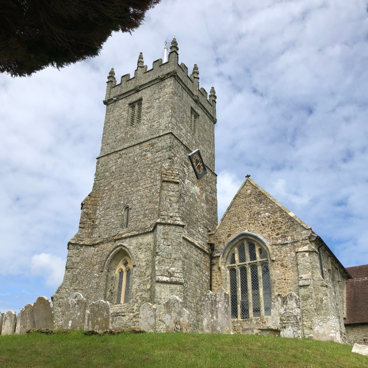 All Saints-the largest medieval church on the Isle of Wight